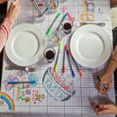 The Doodle Tablecloth
