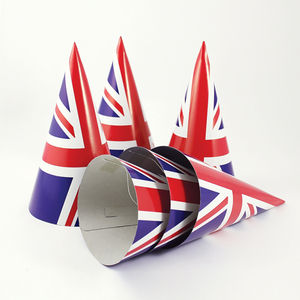 Union Jack Party Hats