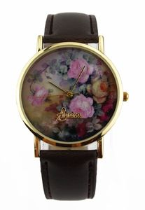 Rose Floral Watch - watches