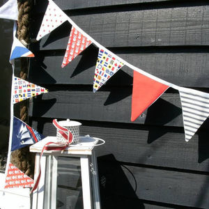 Mini Nautical Bunting
