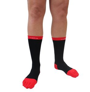 Men Business Toe Socks