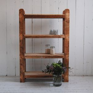 Reclaimed Wood Racking