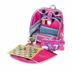 Children's Mermaid Design Activity Backpack