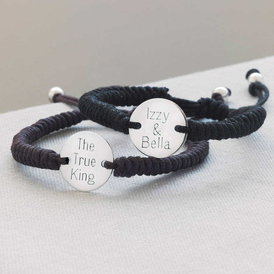 s boy silver bracelet boys tales baby talesfromtheearth personalised id by sterling product from the original