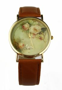 Porcelain Floral Watch - watches