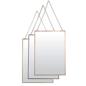 Rectangular Mirror - home accessories