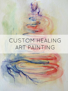 Healing Art Paintings - canvas prints & art
