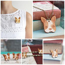 French bulldog jewellery