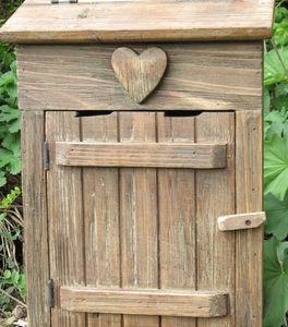 Driftwood Key Cabinet - furniture