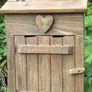 Driftwood Key Cabinet