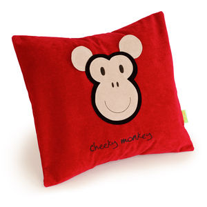 Monkey Personalised Cushion