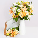 Letterbox Flower Bouquet