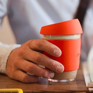 Eco Re Usable Coffee Cup - kitchen
