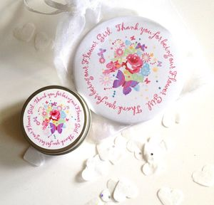 Flower Girl 'Thank You' Gift - wedding thank you gifts
