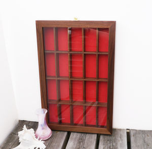 Glass Fronted Cabinet - furniture