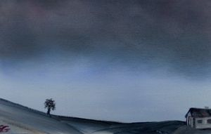 Cornish Skies, Original Oil Painting - art by category