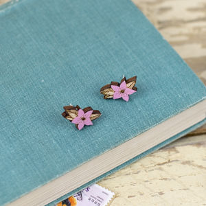 Cherry Bloom Earrings