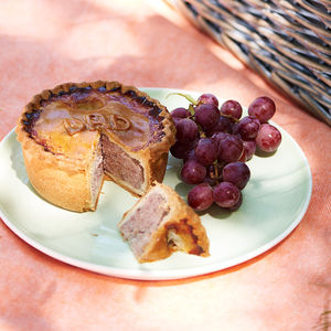 Personalised Pork Pie - 100 less ordinary gift ideas