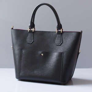 Tote Bag With Detachable Strap - bags & purses
