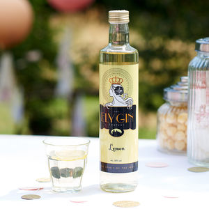 Ely Gin Lemon - under £25