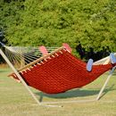 Deck Set Chilli Red– Hammock And Stand Set