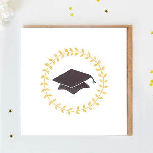 Graduation Card - shop by category