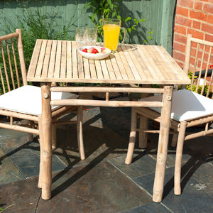 Bamboo Table - view all sale items