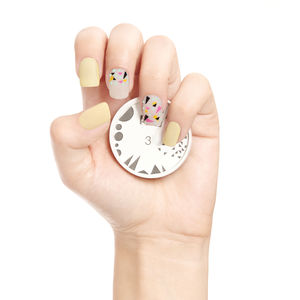 Shape It Off Nail Art Stamp - gifts for her