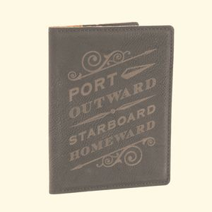 Dapper Chap Passport Cover