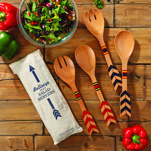 Arrow Salad Servers - kitchen