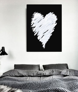 Beat That My Heart Skipped, Canvas Art - art & pictures