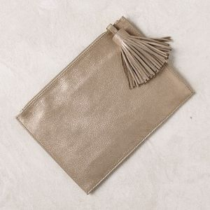Metallic Evening Clutch