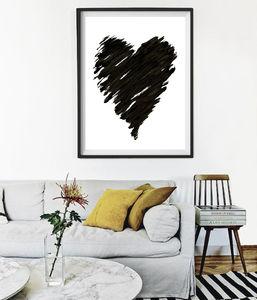 Beat That My Heart Skipped, Framed Art