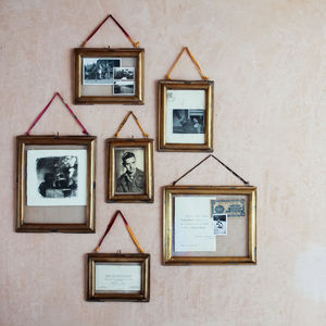Kariba Antique Frame - gifts for teenagers
