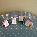 Personalised Retro Sweet Bags