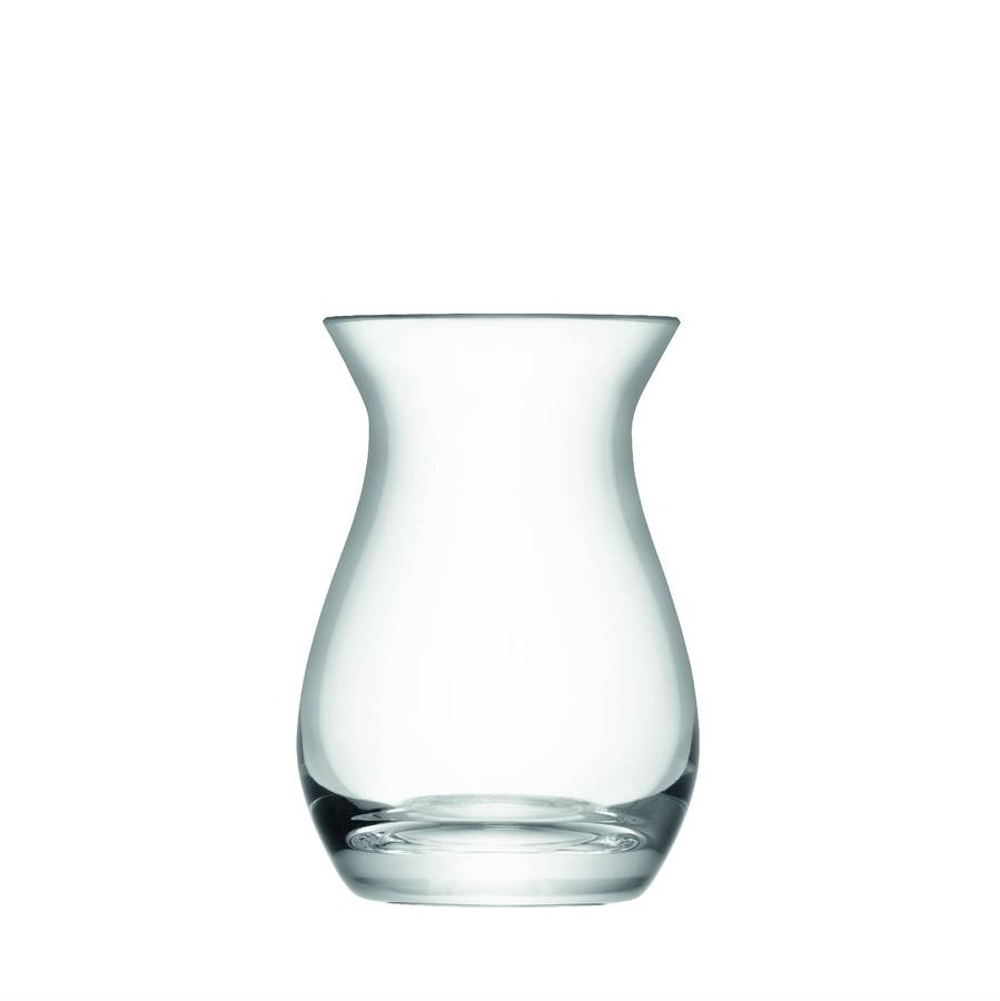 small clear glass vase by home address  : originalsmall clear glass vase from www.notonthehighstreet.com size 899 x 900 jpeg 14kB