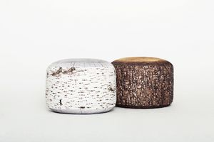 Forest Stump Pouf - floor cushions & beanbags