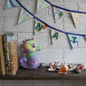 Personalised Seaside Bunting