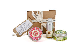 Fresh Faced Gift Box - skin care
