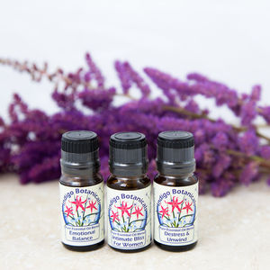 Bath Tub Aromatherapy Trio For Her