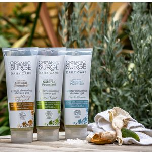 Set Of Three Refreshing Experiences Shower Gels - under £25