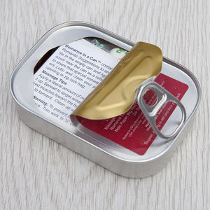 Romance In A Can - storage & organisers
