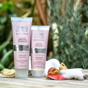 Moisture Boost Shampoo And Conditioner Bundle - stocking fillers