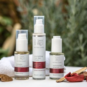 Complete Skin Care Regime Set For Dry Or Mature Skin - for grandmothers