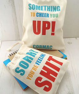 Get Well Soon Bag