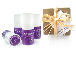 Ultra Radiance Trial/Travel Pack - organic pampering sets