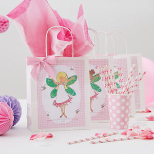 Garden Fairy Personalised Party Bag