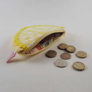 Slice Of Lemon Coin Purse