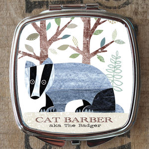 Badger Compact Mirror