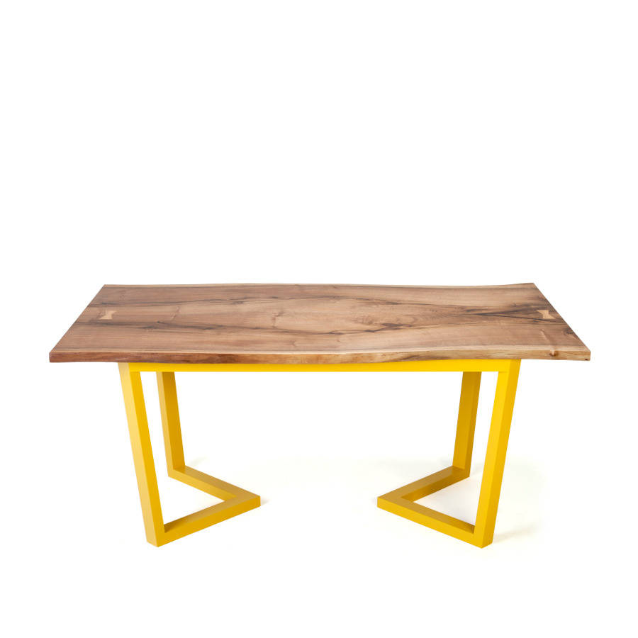 Wooden dining table by hardy handmade furniture - Handmade wooden dining tables ...